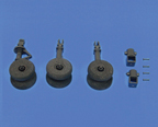 pulley set HM-38-Z-04