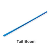 HM-036-Z-25 Walkera DragonFly #36 Tail Boom HM-036-Z-25