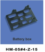 Battery Holder HM-5-4-Z-15