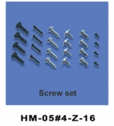 Screw Set HM-5-4-Z-16