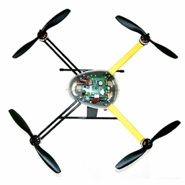 Lotus  T380 Quadcopter Drone Almost Ready to Fly RC Remote Control Radio