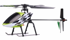 Falcon 40 V2 4-Ch Fixed Pitch RC Helicopter Air Frame Only