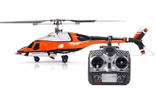 Walkera Hybrid Metal CB180Q Airwolf [2.4GHz] Orange Style w/ LCD Transmitter