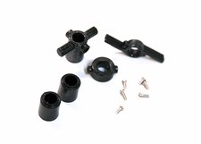 plastic parts of shaft Part #9109 AT-44091