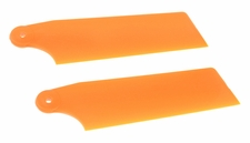 Tail rotor set (orange) EK1-0643