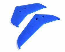 Vertical & horizontal tail blade set(Blue) EK1-0419L