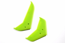Vertical & horizontal tail blade set((Green)) EK1-0419G