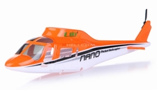 A119 Scale Fuselage Orange EK-002845