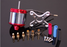 Out Runner Brushless Motors