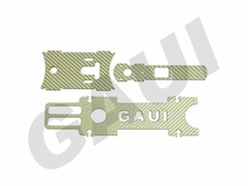 H200 Bottom & New Middle Plates Pack GauiParts-203444