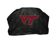 Virginia Tech Gas Grill Cover