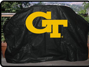 Georgia Tech Gas Grill Cover