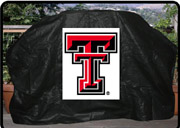 Texas Tech Gas Grill Cover