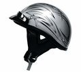 "THH T-70 ""Ghost Silver"" Beanie Helmet- Best Selection- Lowest Price Guaranteed at Motobuys.Com"