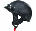 "THH T-70 ""Carbon"" Beanie Helmet - Best Selection- Lowest Price Guaranteed at Motobuys.Com"