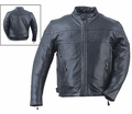 Milwaukee Leather Custom Naked Cowhide Mens Motorcycle Jacket 22N from Motobuys.com