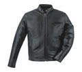 Milwaukee Leather Premium Naked Cowhide Mens Scooter Jacket 31N from Motobuys.com