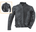 Leather & Krome Premium Leather Men�S Motorcycle Jacket 22 from Motobuys.com