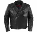 POKERRUN OUTLAW 2.0 LEATHER JACKET - POKERRUN 2012  - Lowest Price Guaranteed!
