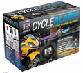 Gorilla Cycle Locks - Alarm With 2-Way Paging System from Motobuys.com
