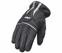 Coldwave Sno Star Short Leather Gloves from Motobuys.com