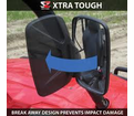Seizmik Break Away Side View Mirrors from Motobuys.com
