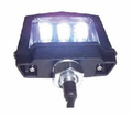 Dmp Body - License Plate Light Kit - Black W/White Led from Motobuys.com