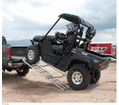 Fly Racing Adjustable Folding Atv / Cycle Ramp from Motobuys.com