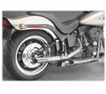 "Cycle Shack 2 - 1/2"" Slip - On Mufflers (Softail Models) from Motobuys.com"