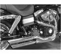 "Cycle Shack 2 - 1/2"" Slip - On Mufflers (Dyna Models) from Motobuys.com"