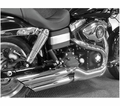 "Cycle Shack 3"" Slip - On Mufflers (Dyna Models) from Motobuys.com"