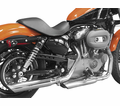 "Cycle Shack 3"" Slip - On Mufflers (Sportster Models) from Motobuys.com"