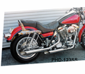 "Cycle Shack 1 - 3/4"" Muffler And Drag Pipes (Fxr/Fl 4 - Speed Models) from Motobuys.com"