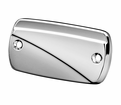 Willie & Max the Showstopper Series Chrome Master Cylinder Covers Accessories from Motobuys.com
