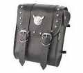 Bike Accessories Willie & Max - Studded Sissy Bar Bag from Motobuys.com
