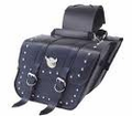 Bike Accessories Willie & Max - Studded Compact Slant Bag from Motobuys.com
