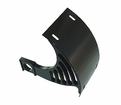 Yana Shiki - License Plate/Tag Brackets - Kawasaki Zx6R/Rr Black Anodized 03-11 from Motobuys.com