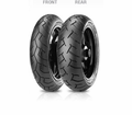 Pirelli Diablo Performance Front Scooter Tire from Motobuys.com