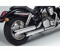 National Cycle - Honda Peacemakers Snub Nose Exhaust from Motobuys.com