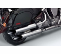 National Cycle - Yamaha Peacemakers Exhaust from Motobuys.com
