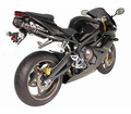 Two Brothers Racing M-Series M2 / M5 Slip-On Exhaust - Triumph from Motobuys.com