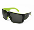 Dragon Glasses - Domo Jet Lime Eyewear - Street 2013 from Motobuys.com
