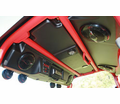 J-Strong Ek306 Top W/Lights And Stereo For Teryx Utv from Motobuys.com
