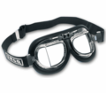 Emgo Chrome Split Lens Goggles from Motobuys.com