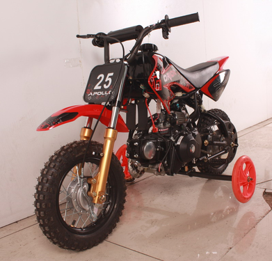 Apollo DB-25 70cc : with Removable Training Wheels - Fully ...