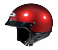 Hjc Cs-2N Metallic Half Helmet from Motobuys.Com