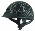 ZOX Alto Black Flame Helmet from Motobuys.com