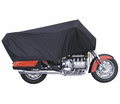 Willie & Max The Black Label Seat Series Day Motorcycle Cover from Motobuys.com