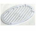 Covers & Accessories - Radiator Tank Cover Chrome Ruckus - Swd from Motobuys.com