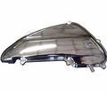 Covers & Accessories - Airtank Cover Chrome Vino 50 - Swd from Motobuys.com